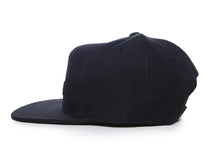 HEMP HZ BLACK LABEL ARCH CAP - HEMPZOO Sustainable organic hemp clothing hats accessories