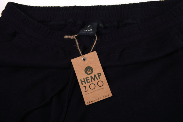 HEMP JOGGER SHORTS ARMOR - HEMPZOO Sustainable organic hemp cannabis clothing hats accessories