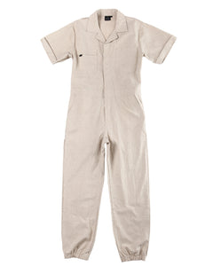 HEMP COVERALLS ARMOR - HEMPZOO Sustainable organic hemp clothing hats accessories