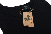 HEMP TANK TOP ARMOR - HEMPZOO Sustainable organic hemp cannabis clothing hats accessories