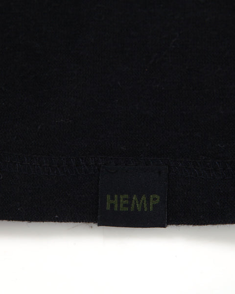 HEMPZOO Hemp Zoo organic hemp clothing in california Hemp tank top Natural Bone Black Organic Eco-Friendly Sustainable Cannabis fashion Hemp shirt Organic cotton Tanktop Tee