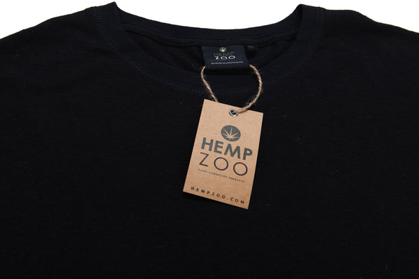 HEMP T-SHIRT ARMOR - HEMPZOO Sustainable organic hemp cannabis clothing hats accessories