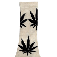 HEMP LEAF CREW SOCKS - HEMPZOO Sustainable organic hemp clothing hats accessories