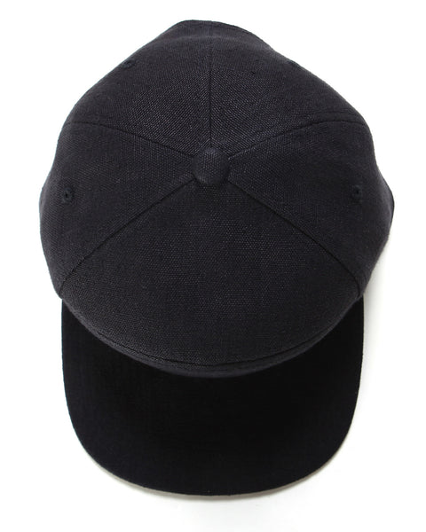 HEMP HZ BLACK LABEL ARCH CAP - HEMPZOO Sustainable organic hemp cannabis clothing hats accessories