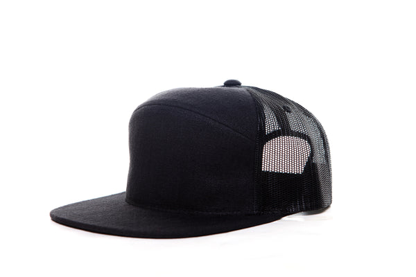 HEMP HZ ARCH TRUCKER CAP