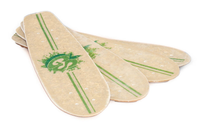 HEMP SKATEBOARD DECKS - HEMPZOO