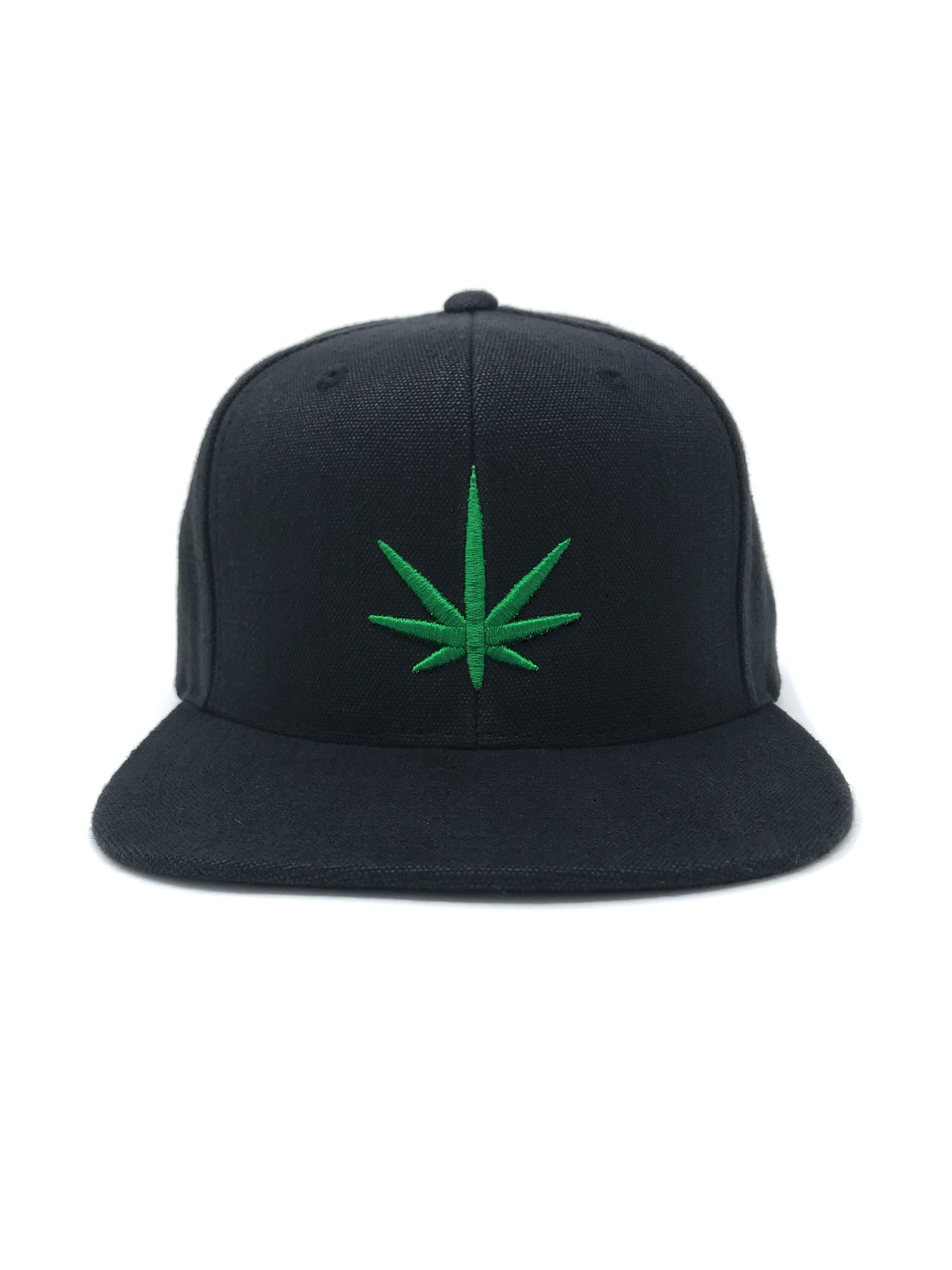 HEMPZOO Hemp Zoo GREEN LEAF organic hemp clothing in california Eco-Friendly Sustainable Hemp Hat Black Bone Natural Organic Cap Recycled Poly mesh Flexfit Arch trucker Headwear Cannabis fashion