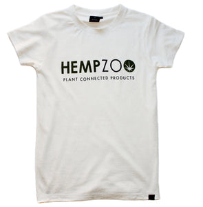 HEMPZOO PCP HEMP T-SHIRT WOMENS ARMOR - HEMPZOO Sustainable organic hemp cannabis clothing hats accessories