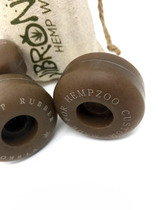 HEMP SKATEBOARD WHEELS - HEMPZOO