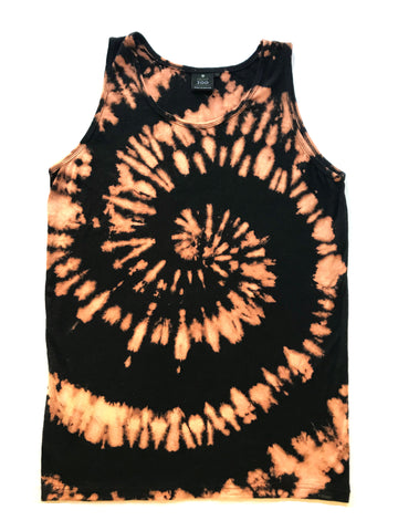 SPIRAL HEMP TANK TOP ARMOR - HEMPZOO Sustainable organic hemp cannabis clothing hats accessories