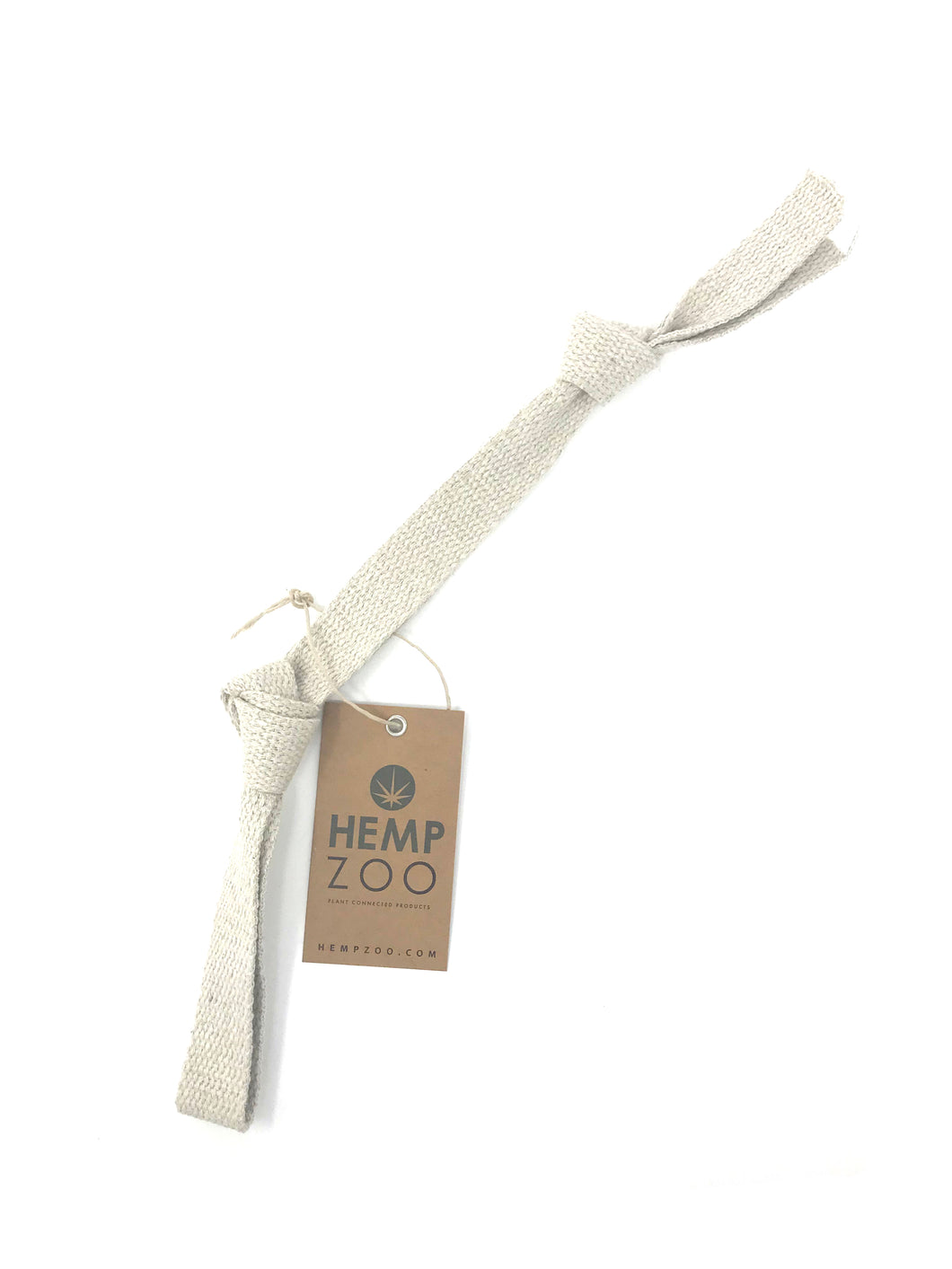 HEMP TUG STRAP MINI DOG TOY - HEMPZOO Sustainable organic hemp clothing hats accessories