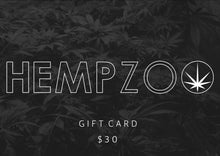 DIGITAL GIFT CARD - HEMPZOO Sustainable organic hemp clothing hats accessories