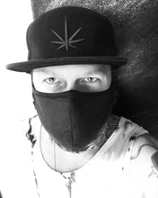 HEMP FACE MASK - HEMPZOO Sustainable organic hemp cannabis clothing hats accessories