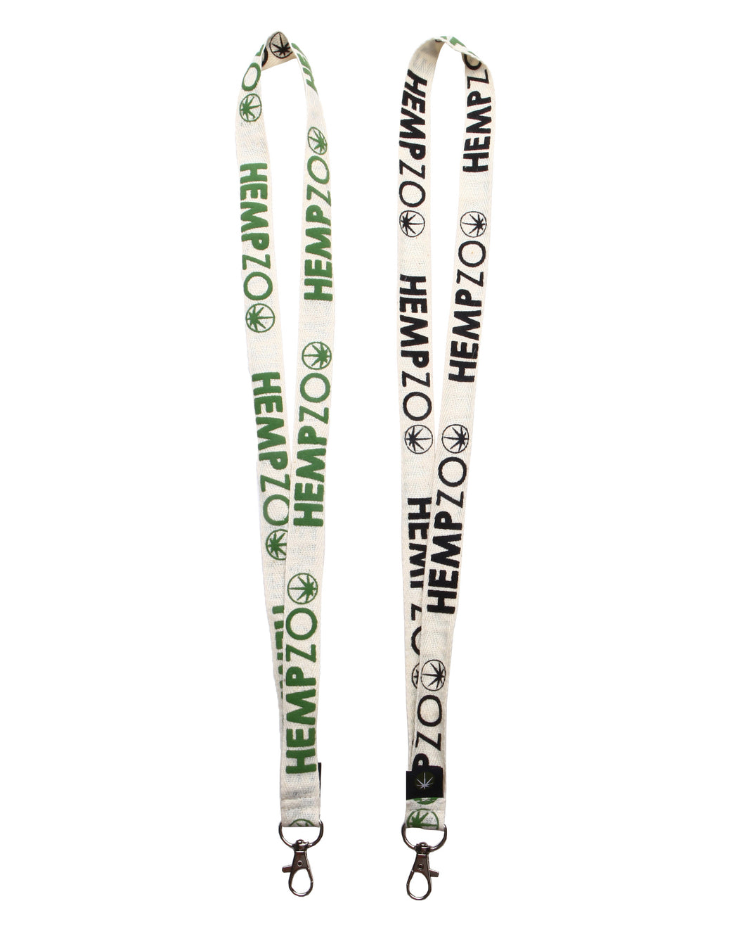 HEMP LANYARD - HEMPZOO Sustainable organic hemp cannabis clothing hats accessories