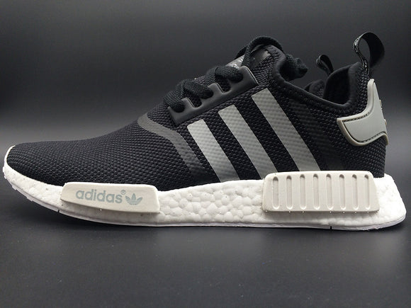 KEEVIN Adidas NMD Runner black running shoes