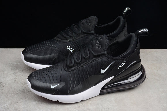 Keevin Nike Air MAX 270 Black/white Running Shoes AH8050-002