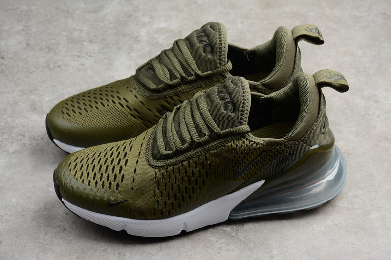 new style c7acb d88da Keevin Nike Air MAX 270 green Running Shoes AH8050-201