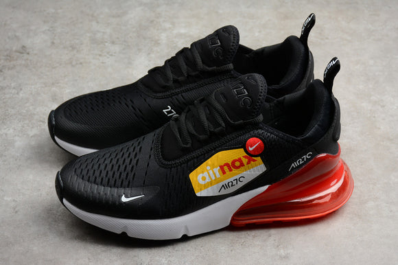 Keevin Nike Air MAX 270 black Running Shoes AH8050-015