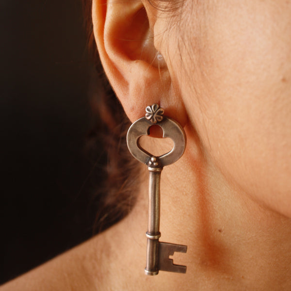 Quirky Chaabi Earrings - Quirksmith
