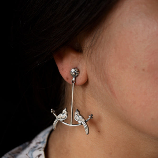 Rain Forest Earrings