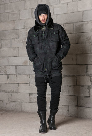 Bullpup Military Jacket (sample sale)