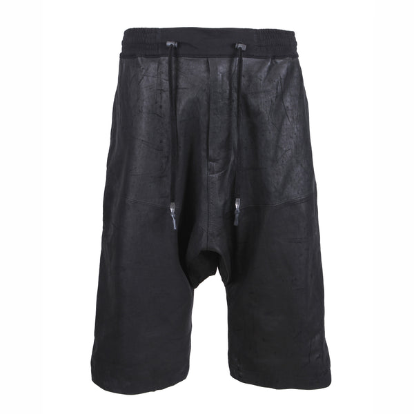 Leather Mastadon Short