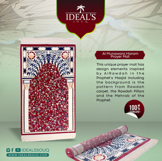Haram Prayer Mat