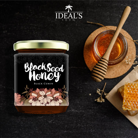 Habbatus Sauda Honey