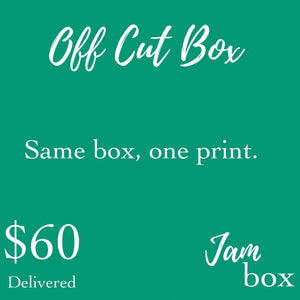 Off Cut Box Les Elegantes
