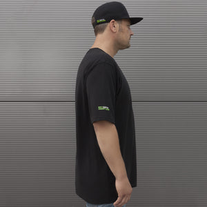 #MYGAVITAGREENTHUMB Black T-Shirt