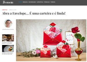 Envelope Lisboa by Lux Woman magazine