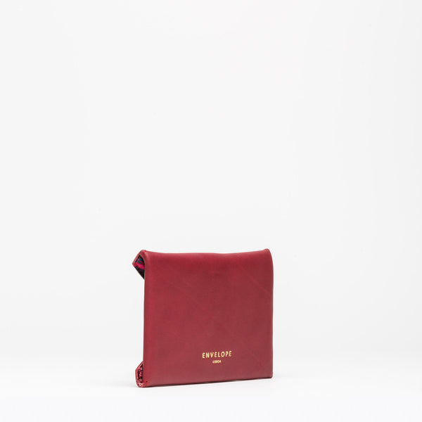 PURSE Burgundy Hummingbird