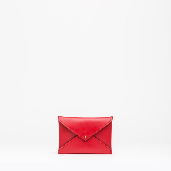 MINI PURSE Red Hummingbird