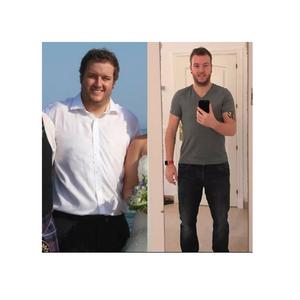Incredible Before & After Weight loss Testimonials