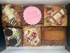Brownie Treat Box