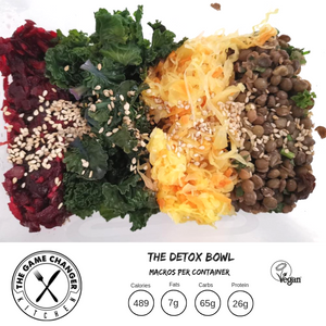 Vegan Detox Bowl