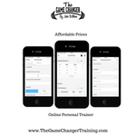 Online Personal Trainer - thegamechangertraining