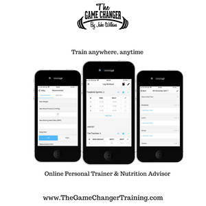 Online Personal Trainer & Nutrition Advisor - thegamechangertraining
