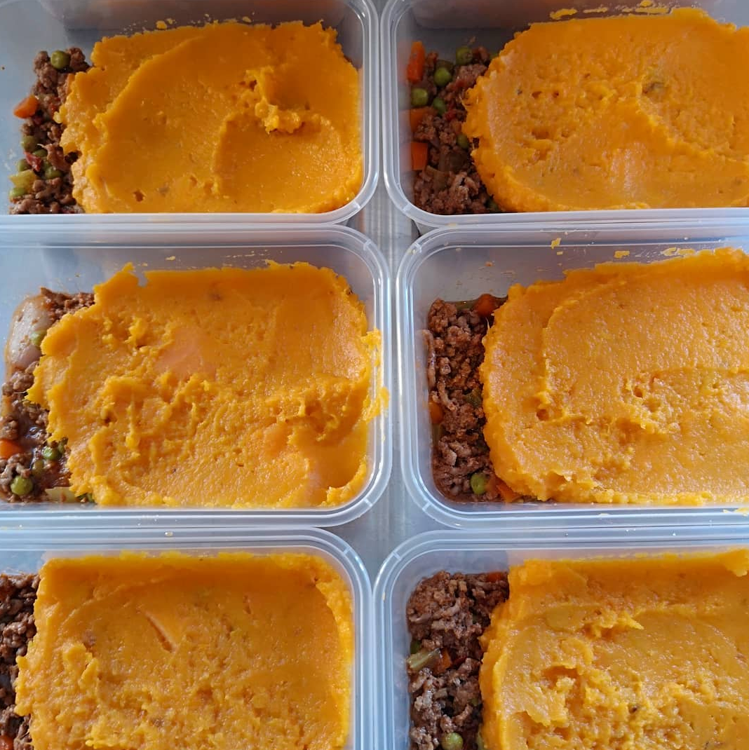 Sweet Potato Cottage Pie - Delivered Monday 27th July
