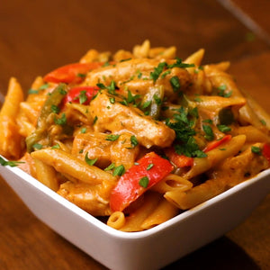 Chicken Fajita Pasta - Delivered Tuesday 1st September