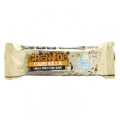 Grenade Carb Killa White Chocolate Cookie