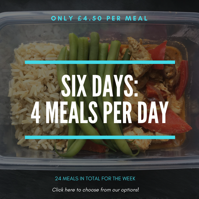 Six Days: 24 Meals