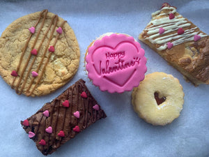 Valentines Treat Box Delivered around Milton Keynes