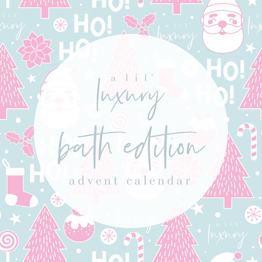 BATH Edition | Advent Calendar 24 Days Of Christmas - PRE ORDER