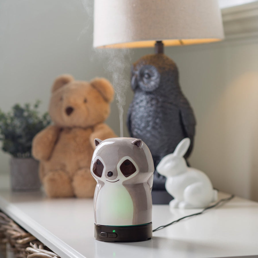 Racoon Aroma Diffuser - A Lil Luxury