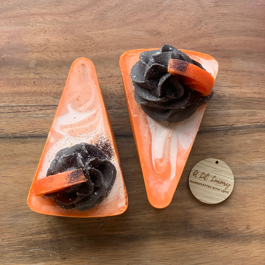 Jaffa Pie Soap