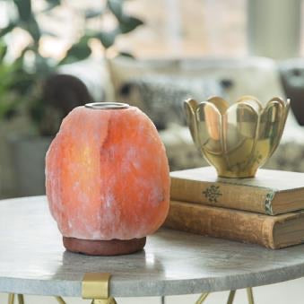 Sol Himalayan Salt Lamp Oil Warmer