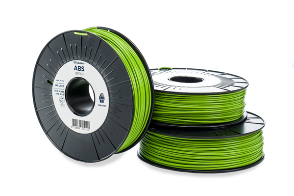 Ultimaker ABS Green Filament