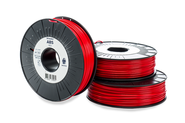 Ultimaker ABS Red Filament