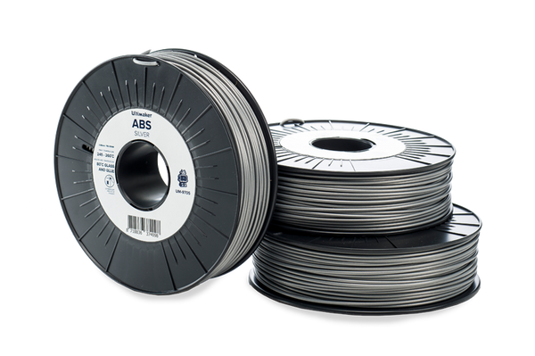 Ultimaker ABS Silver Filament